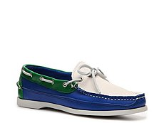 Ralph Lauren Collection Telford Leather Boat Shoe