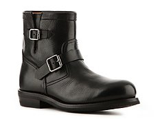 Ralph Lauren Collection Garett Leather Buckle Boot