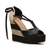C Label Heart-36 Wedge Sandal