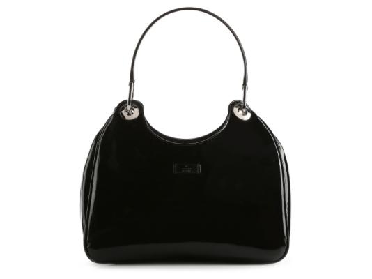 Gucci Patent Top Handle Shoulder Bag 94