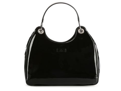 Gucci Patent Top Handle Shoulder Bag 103