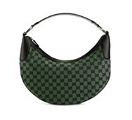 Gucci Signature Fabric Hobo