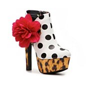 Iron Fist Lolita Love Bootie