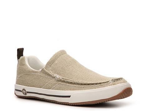 Margaritaville Barbados Canvas Slip On Shoes