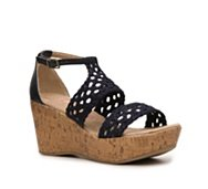 Jellypop Birch Wedge Sandal