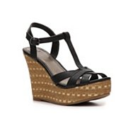 Fergalicious Quote Wedge Sandal