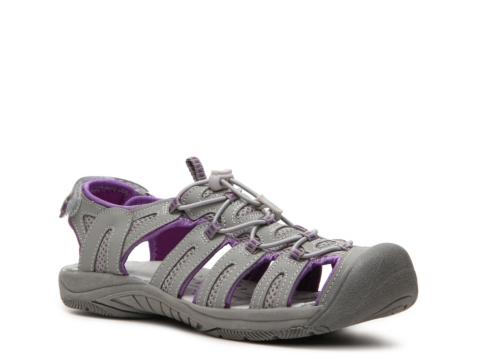 Unique Khombu Women39s Volume BlueGrayWhite Casual Sandal  Shoes  Women39s