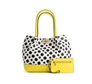 Poppie Jones Dotty Shopper Tote