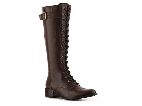 Born Niny Lace Up Boot Dsw