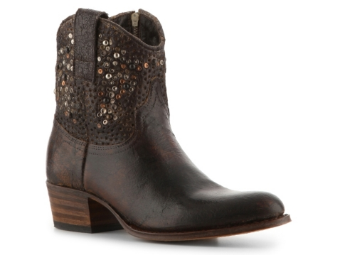 sendra distressed leather cowboy boot dsw