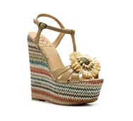 Penny Loves Kenny Billie Wedge Sandal