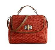 Kelly & Katie Morgan Straw Messenger