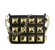 Betsey Johnson Stud Muffin Cross Body Bag