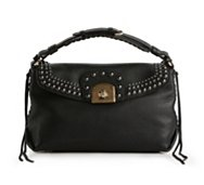Sergio Rossi Studded Shoulder Bag
