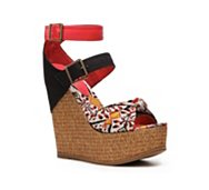Mia Ellie Wedge Sandal
