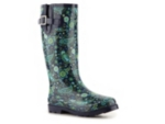 Poppie Jones French Blue Rain Boot