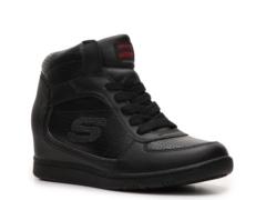Skechers Work Three Wedge Sneaker | DSW