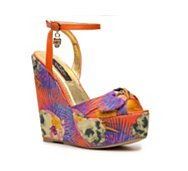 Iron Fist Reina Muerta Wedge Sandal