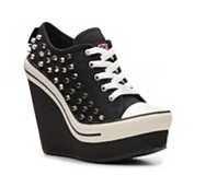 Rock & Candy London Wedge Sneaker
