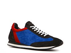 Ralph Lauren Collection Winfield Suede Sneaker