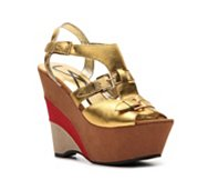 SAC Collections Leni Wedge Sandal