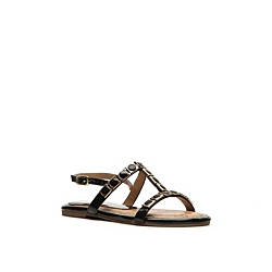 2 Lips Too K-Zara Girls Toddler & Youth Embellished Sandal