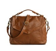 Latico Leather Flap Crossbody Bag