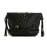Jessica Simpson Flap Bucket Cross Body Bag