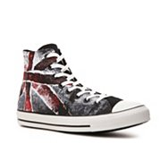 Converse Chuck Taylor All Star British Flag High-Top Sneaker - Mens