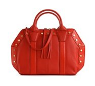 Kelsi Dagger Paker Leather Dome Satchel
