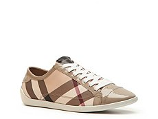 Burberry House Check Coated Canvas Sneaker