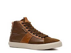 Burberry Stamford Leather Sneaker