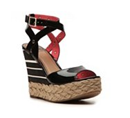 Fergalicious Qualify Wedge Sandal