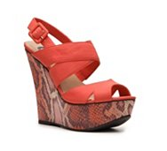 G by GUESS Deedra Wedge Sandal
