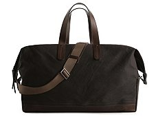Lanvin Canvas Duffel Bag