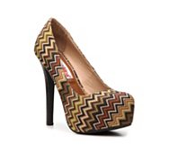 Two Lips Swizzle Platform Pump