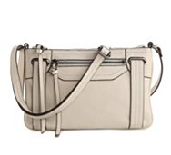 Marc New York Barkley Leather Cross Body Bag