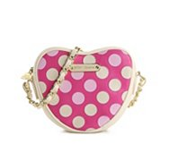 Betsey Johnson Dotie Dots Cross Body Bag