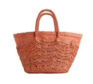 Flora Bella Paradise Crochet Tote