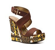 Nine West Cocktail Hour Wedge Sandal