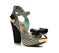 Irregular Choice Love Bug Platform Sandal