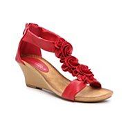 Patrizia by Spring Step Harlequin Wedge Sandal