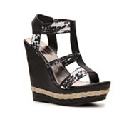 Unlisted Take Hold Wedge Sandal