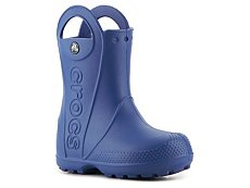Crocs Handle It Boys Toddler & Youth Rain Boot