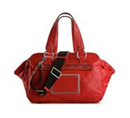 Dolce & Gabbana Leather Stitch Shoulder Bag