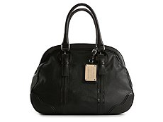 Dolce & Gabbana Patent Trim Leather Satchel