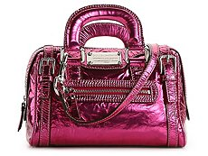 Dolce & Gabbana Metallic Mini Satchel
