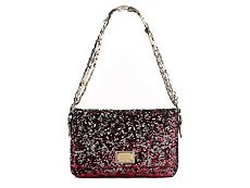 Dolce & Gabbana Sequin Beaded Chain Shoulder Bag