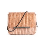 BCBGeneration Textured Reptile Mini Shoulder Bag