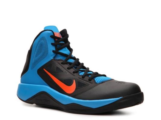 nike dual fusion ii men's basketball shoe